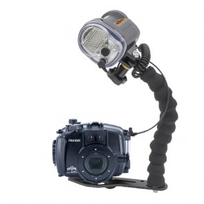 Fantasea FRX100 V Underwater Housing for Sony RX100 III / IV / V w/Sea & Sea YS-03 Solis