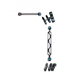"Nauticam - Ball & Joint 8""+5"" Arm Kit"