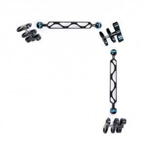 "Nauticam - Ball & Joint 8""+8"" Arm Kit"