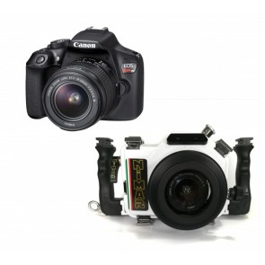 Canon EOS 1500D / T7  Camera & Nimar Housing
