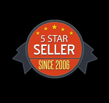 5 Stars Since 2006