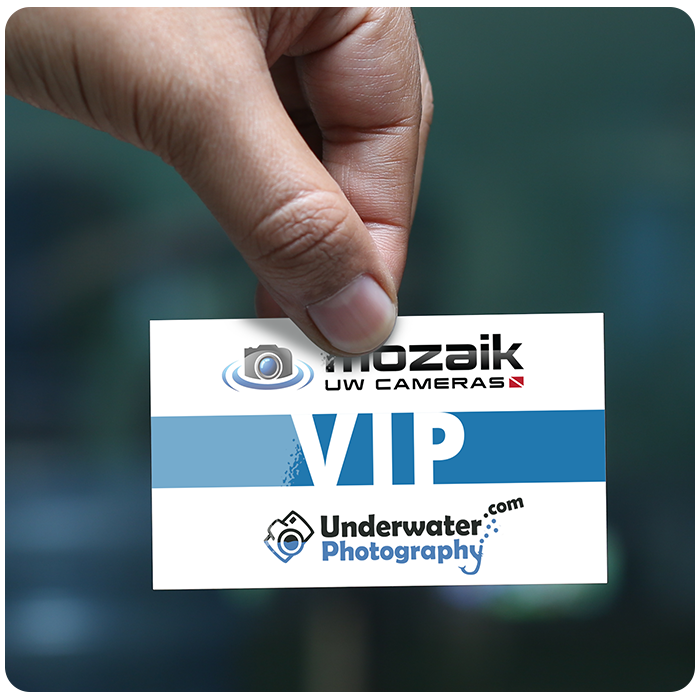 UnderwaterPhotography.com VIP Customers