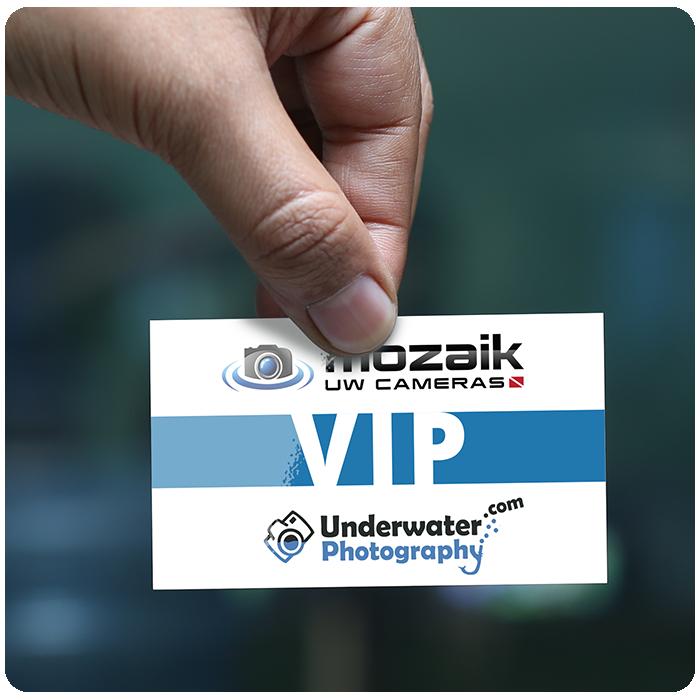 UnderwaterPhotography.com VIP Customers