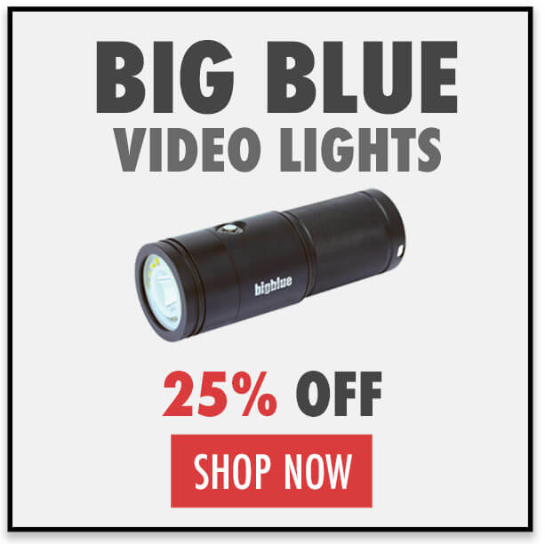 Black Friday Deals on Big Blue Underwater Lights