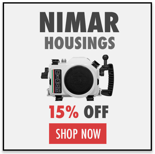 Black Friday Deals on Nimar Underwater Housings