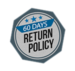 60 Day Return Policy