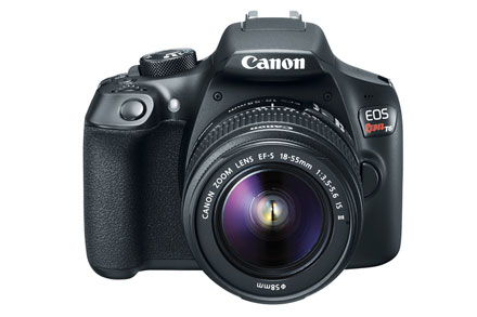 Canon EOS Rebel T6 (1300D) Underwater Housings