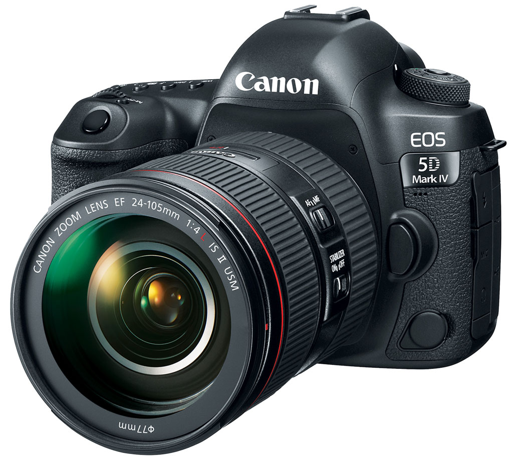 Canon 5D IV for underwater