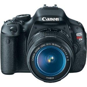 Canon EOS Rebel T3i (600D) Underwater Housings