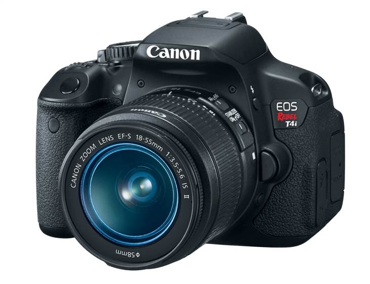 Canon EOS Rebel T4i (650D) Underwater Housings