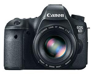 Canon EOS 6D Underwater Housings