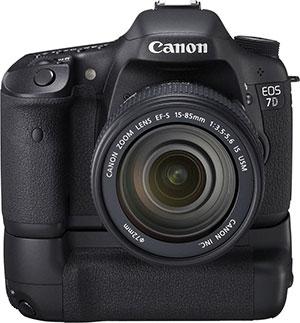 Canon EOS 7D Underwater Housings