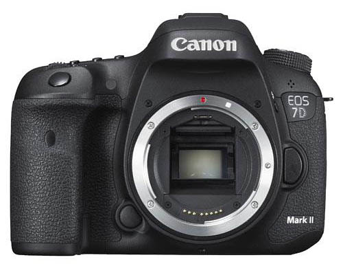 Canon 7D Mark II for underwater