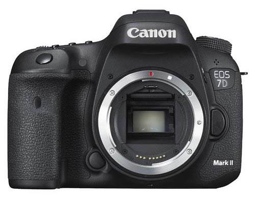 Canon 7D Mark II for underwater