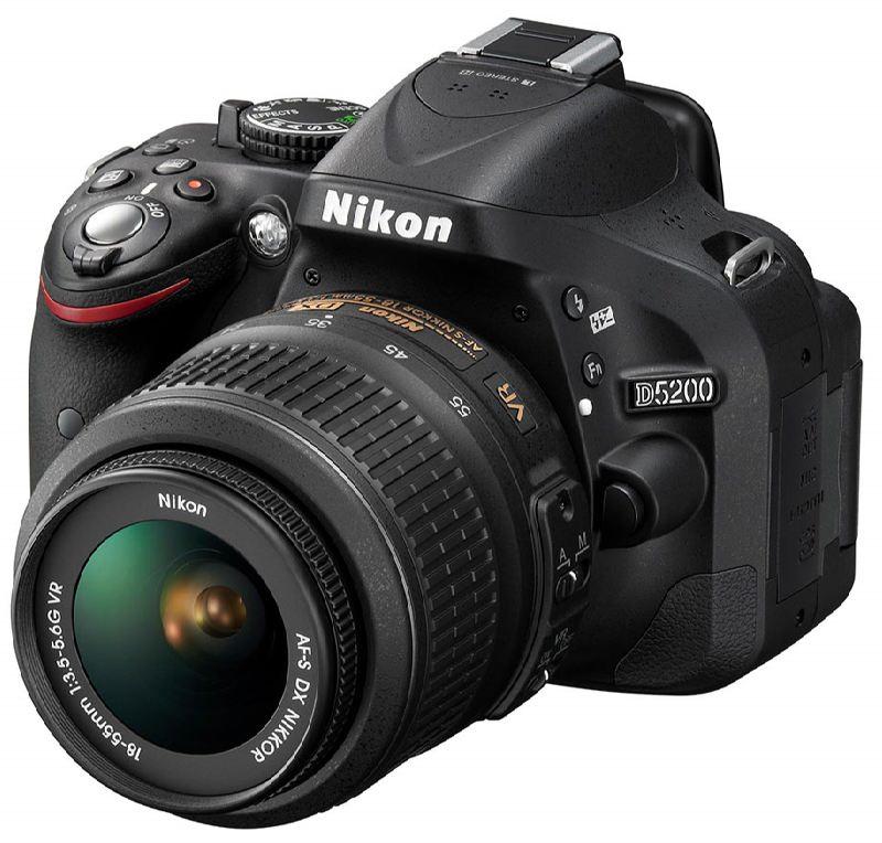 Nikon D5200 Underwater Housings