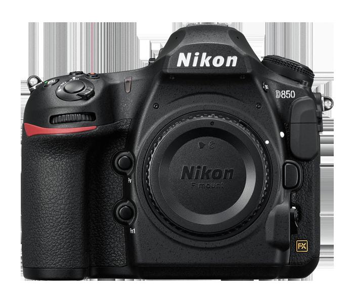 Nikon D850 for underwater