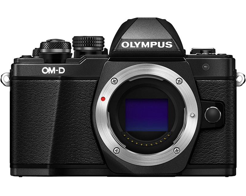 Olympus OM-D E-M10 Mark IIHousing