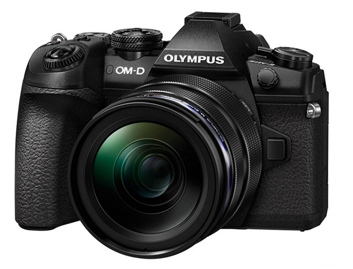 Olympus OM-D E-M1 Mark II for underwater photography