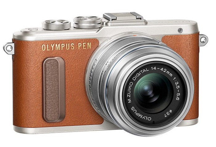 Olympus PEN E-PL8 Housing