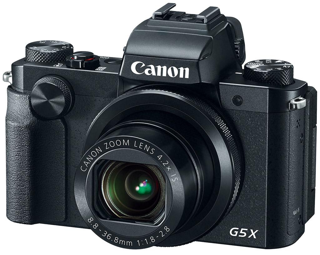 Canon G5X Underwater Housings