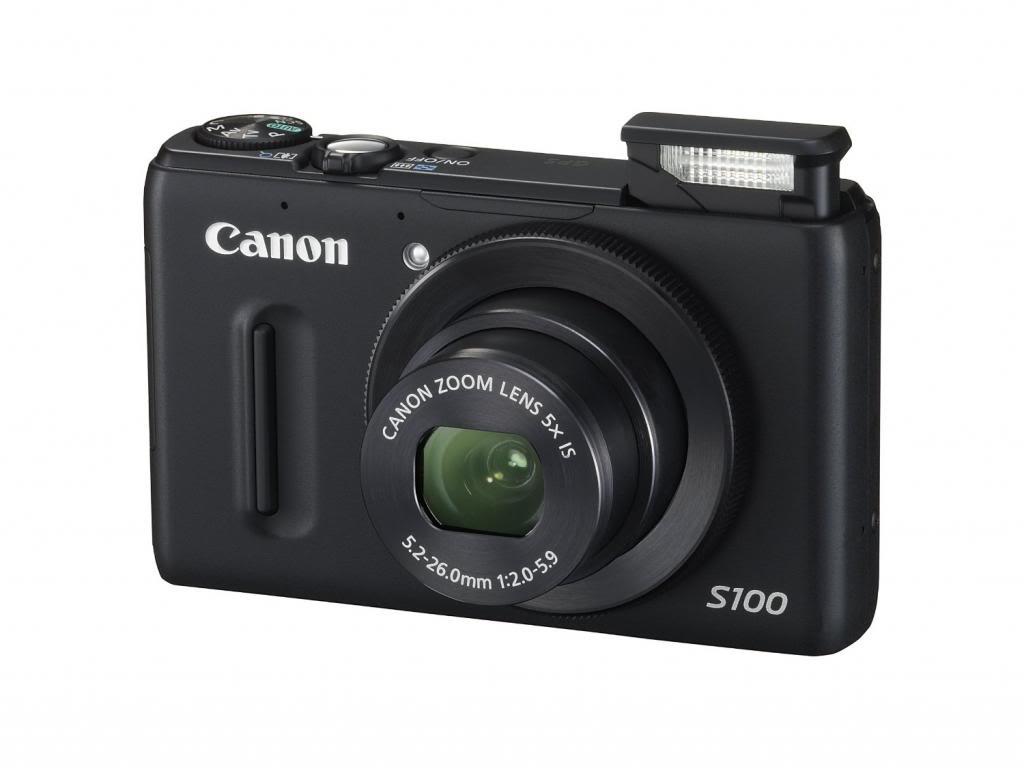 Canon S100 Underwater Housings