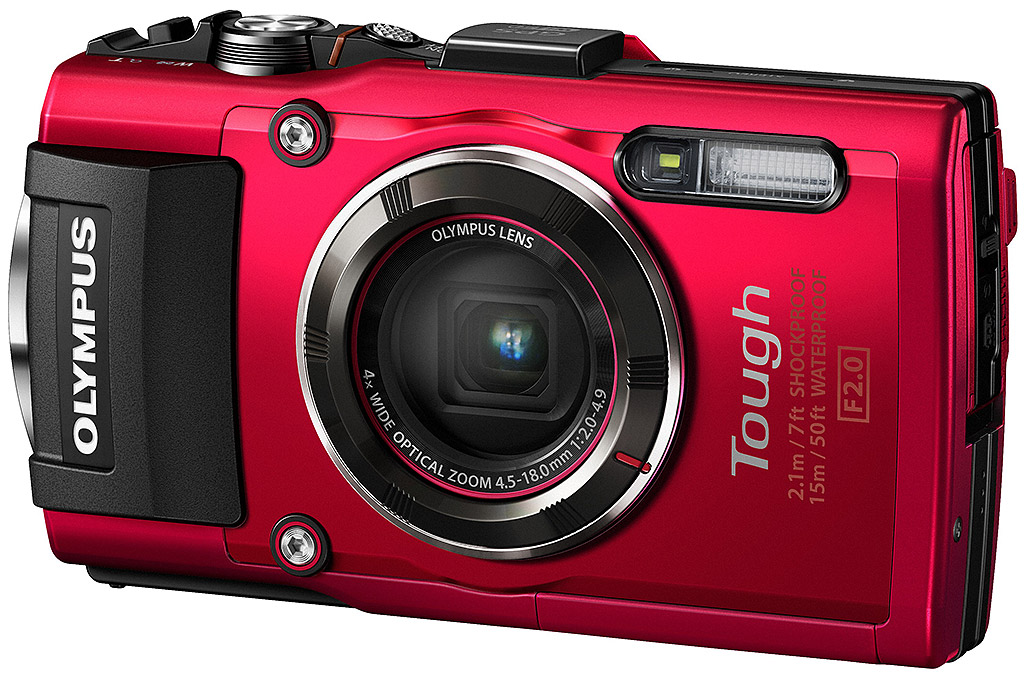 Olympus Stylus TOUGH TG-4 Underwater Housings