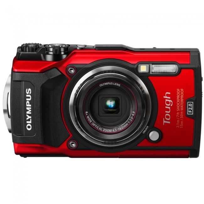 Olympus Stylus TOUGH TG-5 Underwater Housings