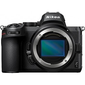 Nikon Z5 underwater