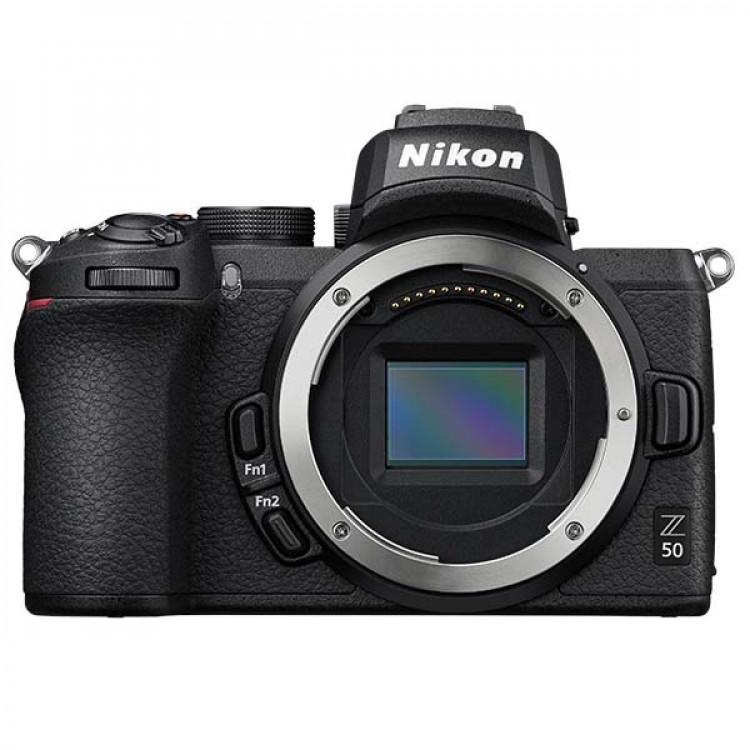 Nikon Z 50 underwater