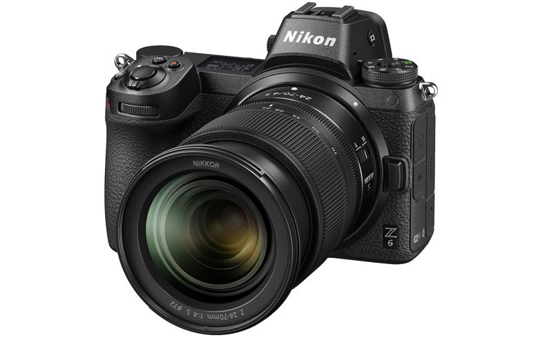 Nikon Z6 for underwater