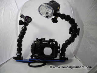 Sea and Sea YS-02 Strobe Package