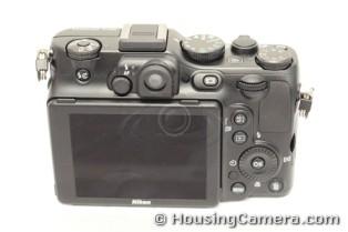 Nikon P7100 Underwater