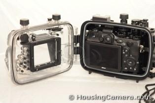 Nikon P7100 Housing